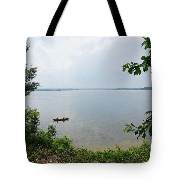 Mason Neck Virginia Tote Bag