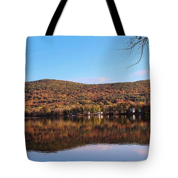 Mass Audubon Arcadia Wildlife Sanctuary Easthampton Tote Bag