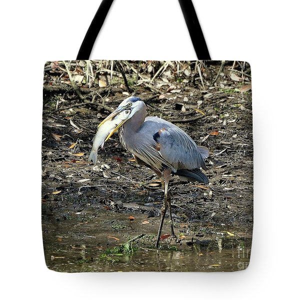 Massive Meal Tote Bag by Al Powell Photography USA