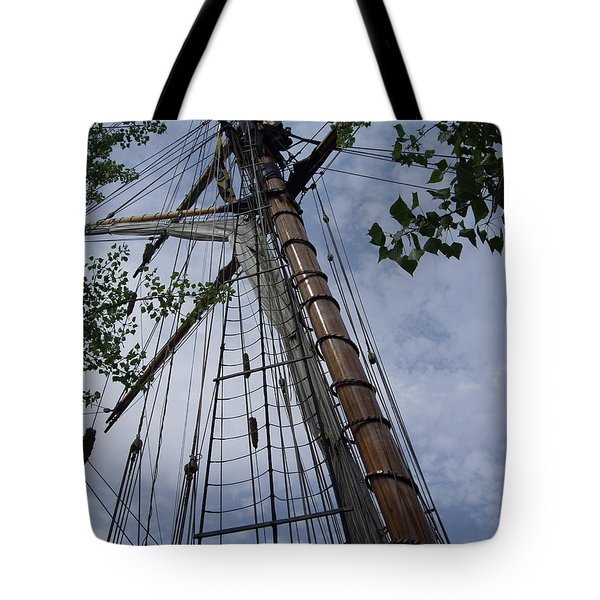Mast Tote Bag by Test
