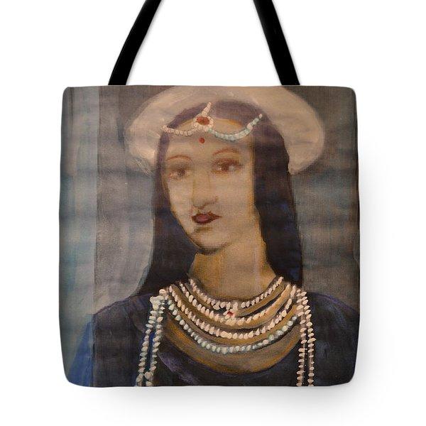 Mastani Tote Bag