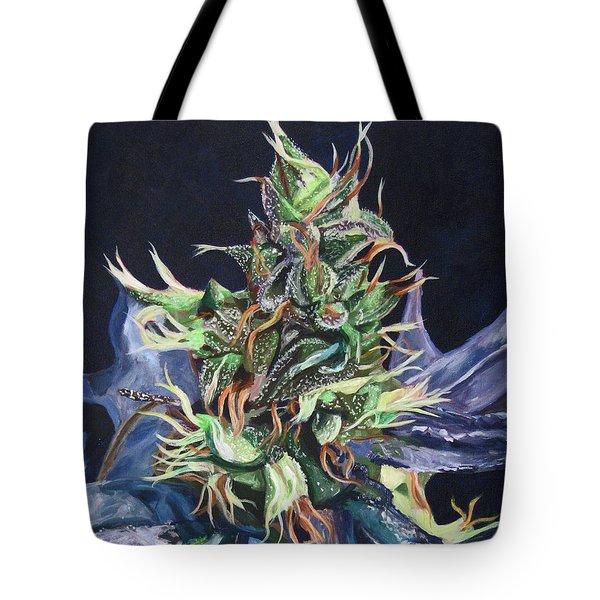 Master Kush Tote Bag by Anita Toke