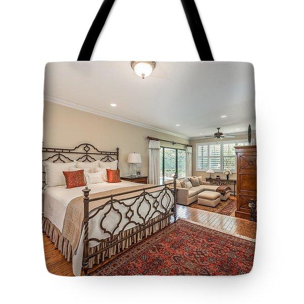 Master Suite Tote Bag