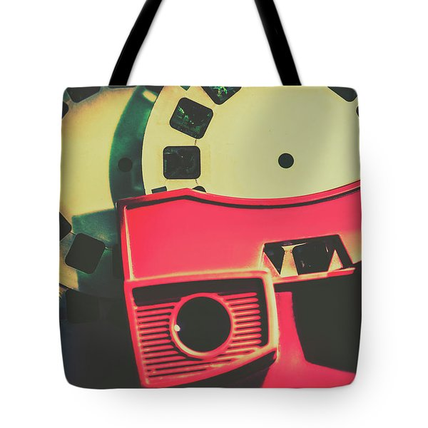 Master View Of Yesteryear  Tote Bag