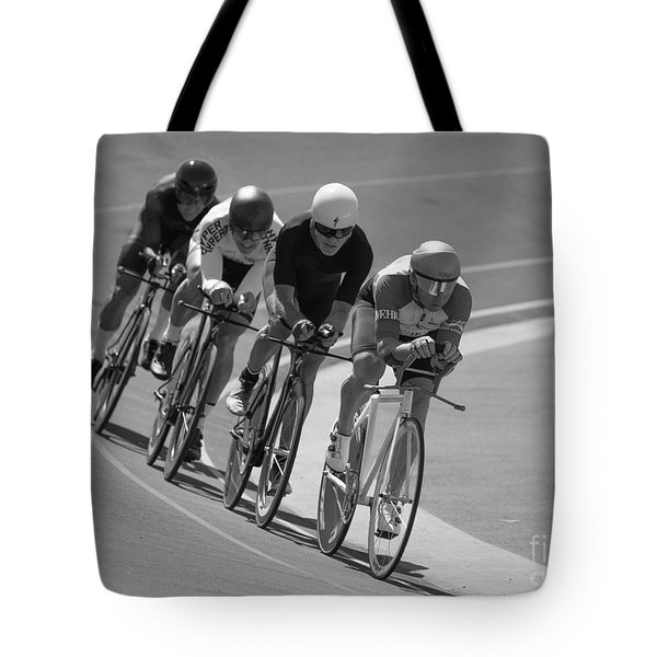 Masters Competition Team Pursuit Tote Bag