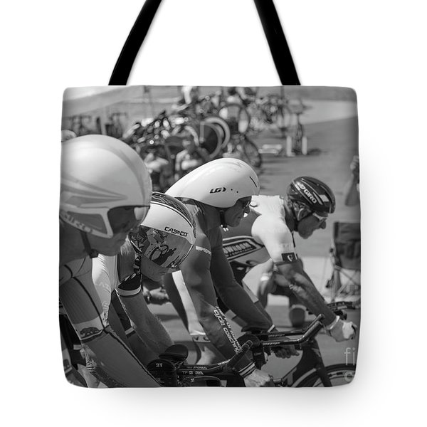 Start Masters Team Pursuit Tote Bag