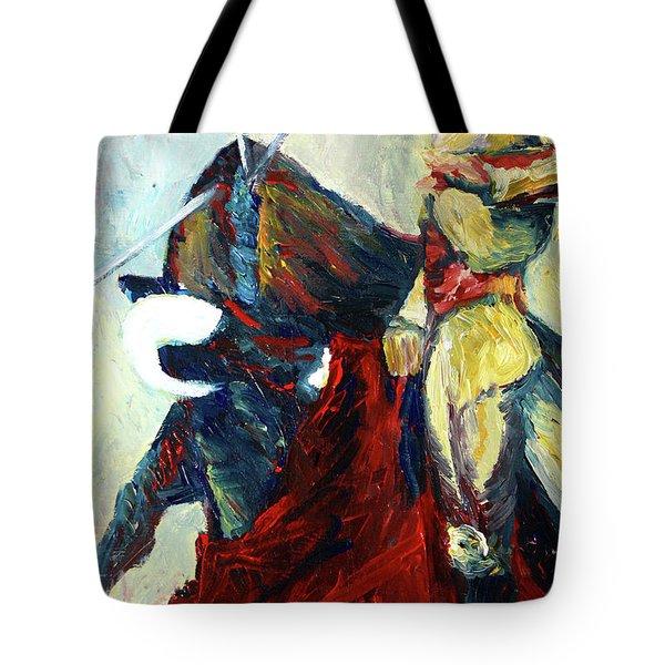 Matador Tote Bag