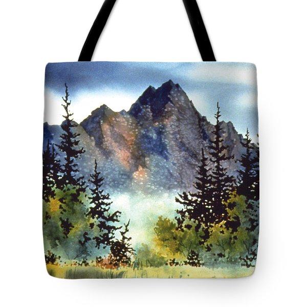 Matanuska Tote Bag