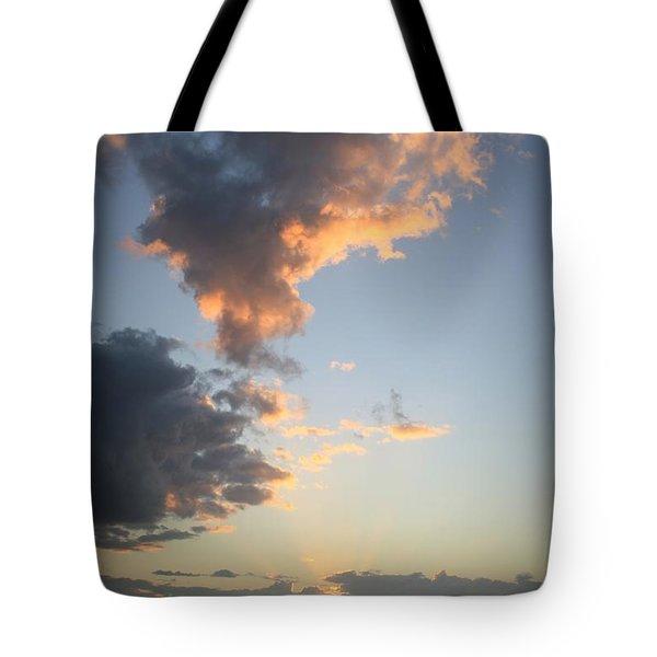 Matanzas Sunset Tote Bag
