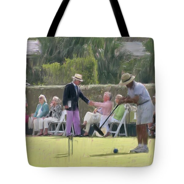 Match Final Tote Bag