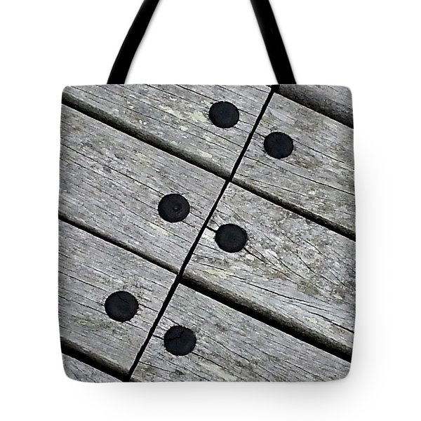 Match Tote Bag