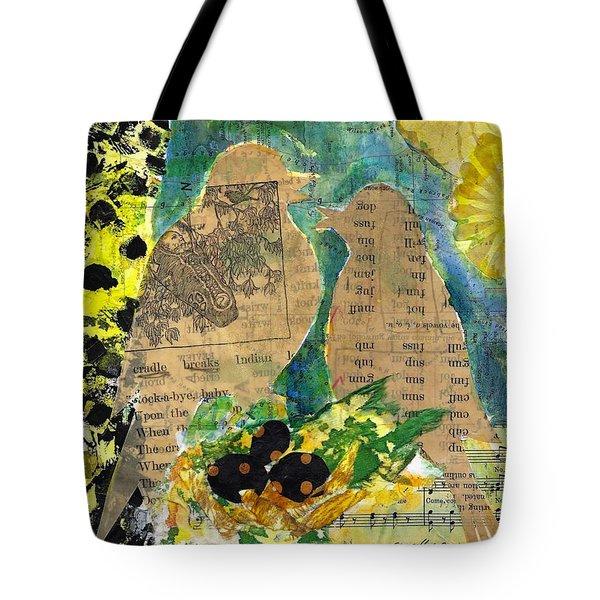 Mater And Pater Tote Bag