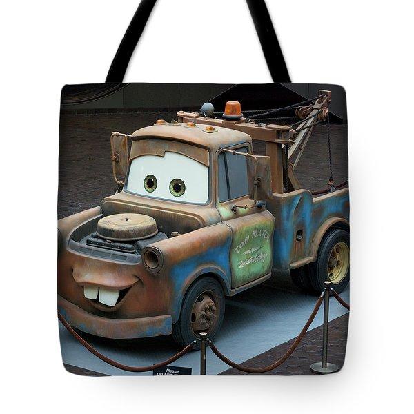 Mater Mp Tote Bag