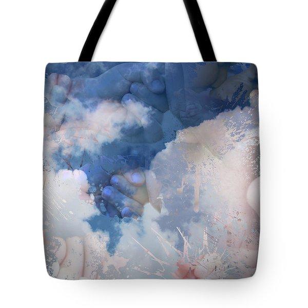 Maternal Bond Tote Bag