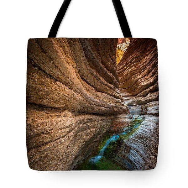 Matkatamiba Creek Tote Bag