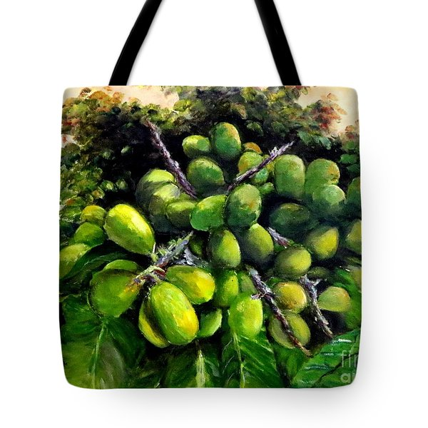 Matoa Fruit Tote Bag