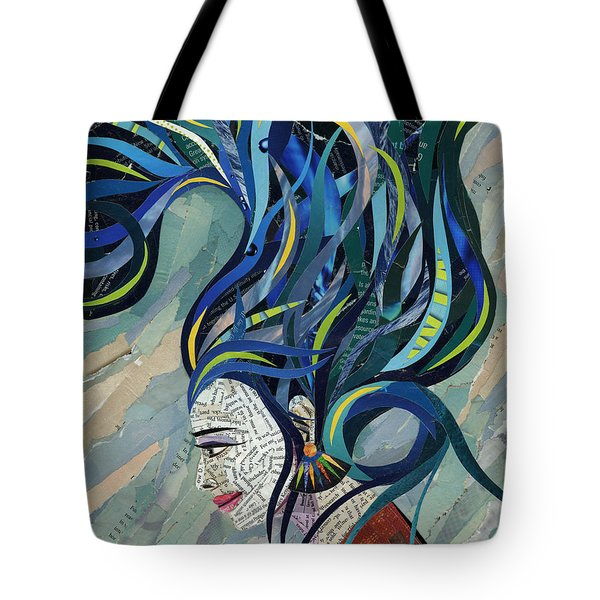 Matriarch Tote Bag by Shawna Rowe