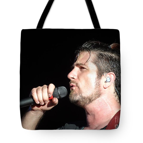 Matt Nathanson Tote Bag by Cindy Manero