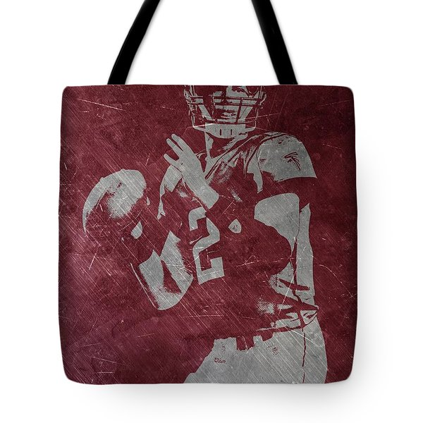 Matt Ryan Atlanta Falcons 2 Tote Bag