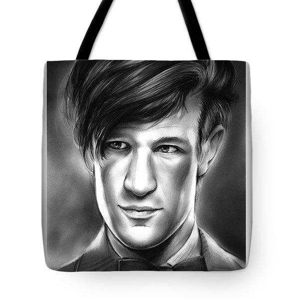 Matt Smith Tote Bag