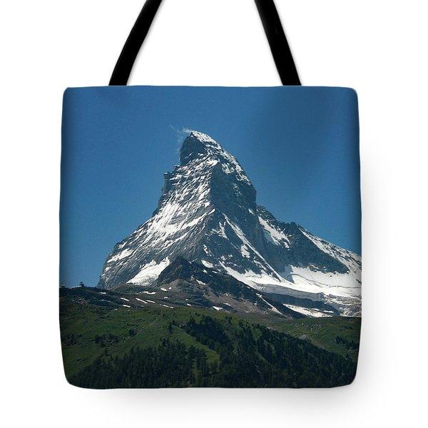 Matterhorn, Switzerland Tote Bag