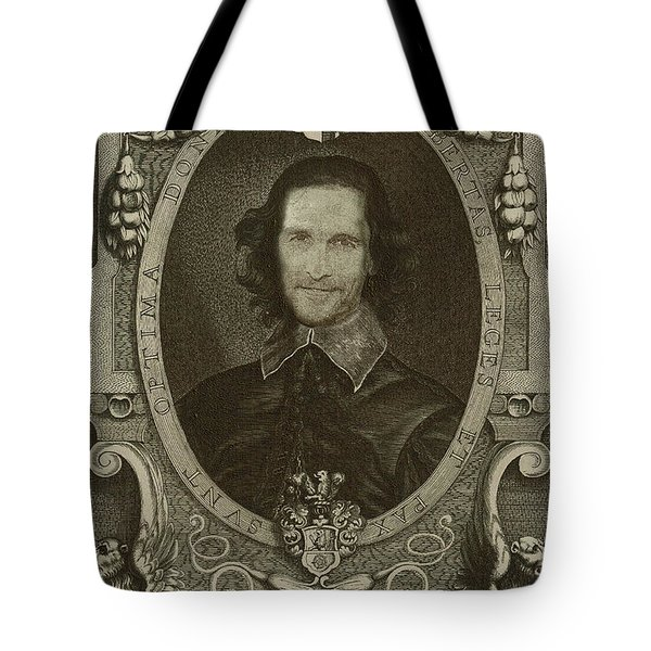 Matthew Mcconaughey   Tote Bag