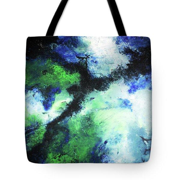 Matthew's Odyssey Tote Bag