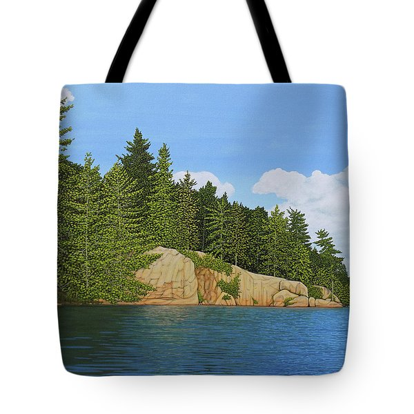 Matthew's Paddle Tote Bag