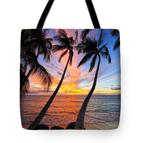 Maui Magic Tote Bag