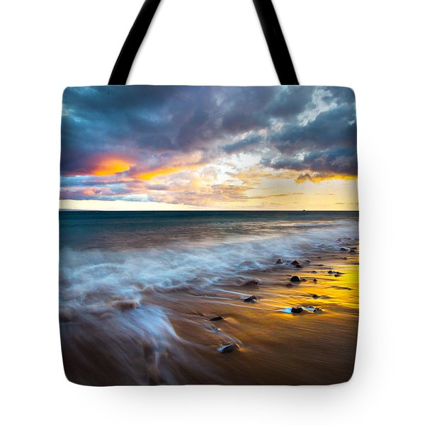 Maui Shores Tote Bag