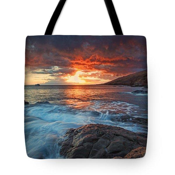 Maui Skies Tote Bag