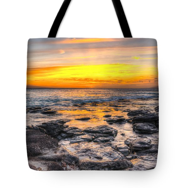 Maui Sunny Delight Tote Bag
