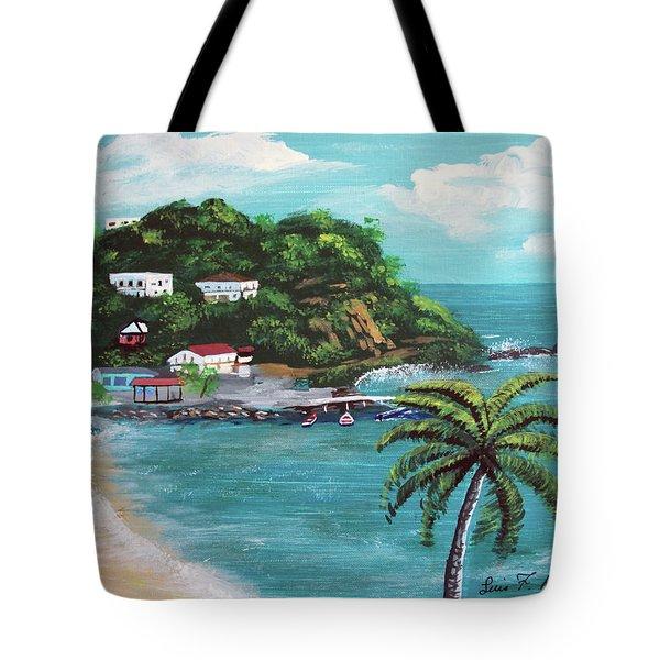 Maunabo Puerto Rico Tote Bag