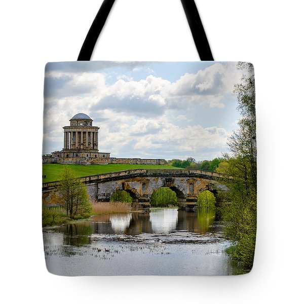 Mausoleum Tote Bag