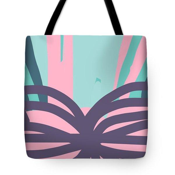 Mauve In Jazz 3 Tote Bag