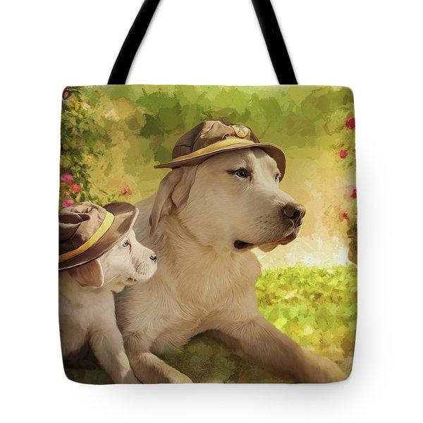 Maverick - Commissioned Tote Bag