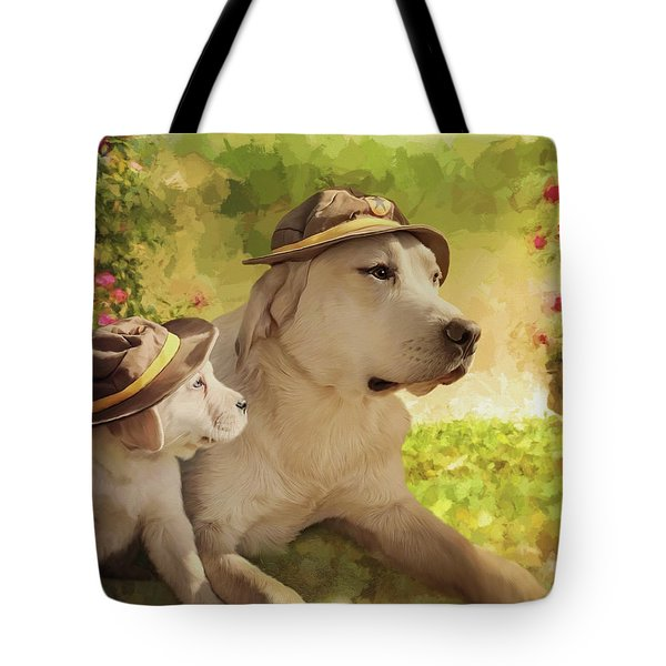 Maverick - Commissioned Tote Bag