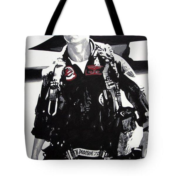 Maverick Tote Bag