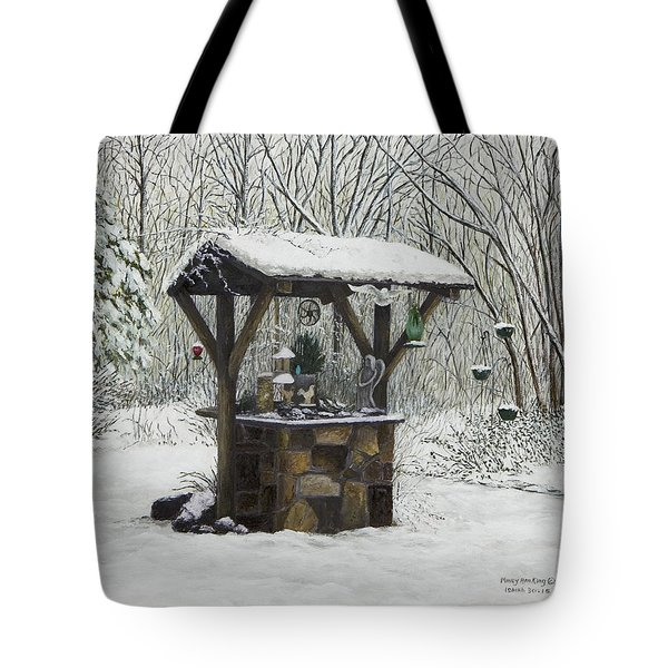 Mavis' Well Tote Bag