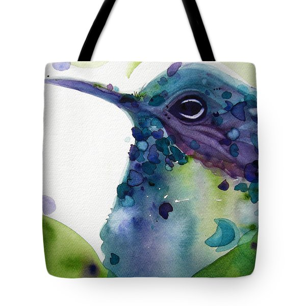 Max Tote Bag by Dawn Derman