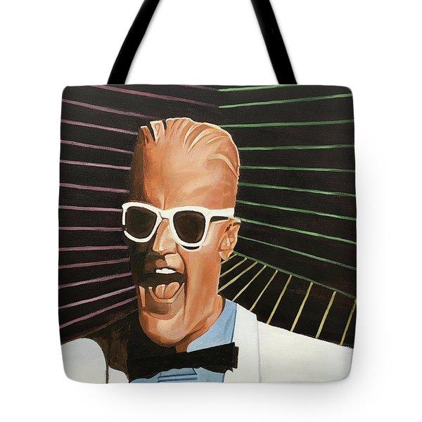 Max Headroom Tote Bag