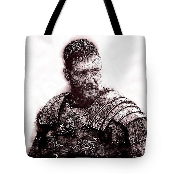 Maximus Decimus Meridius - 03 Tote Bag