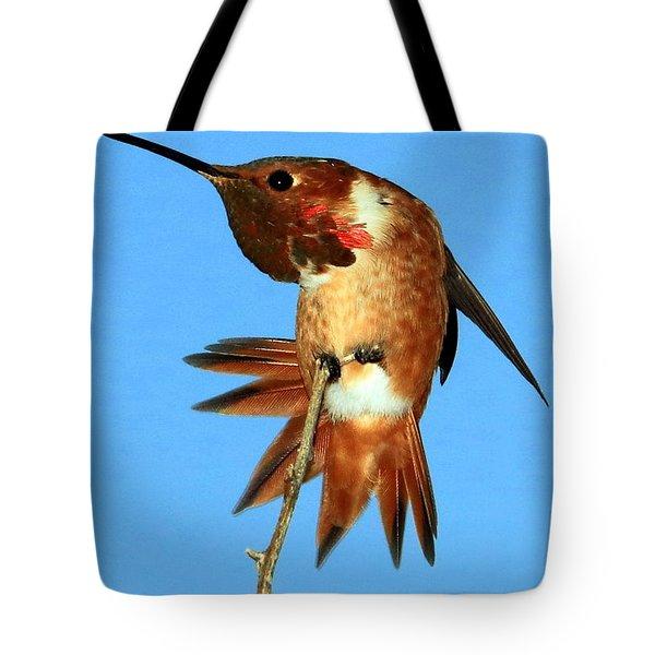 Maxwell 1 Tote Bag