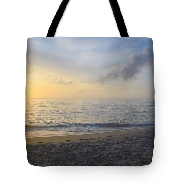 Tote Bag featuring the photograph May 28th Sunrise by Barbara Ann Bell