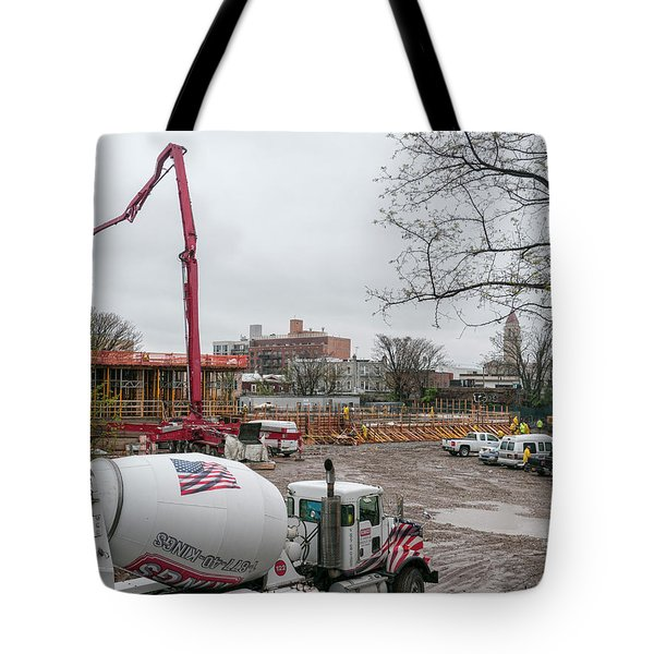 Tote Bag featuring the photograph May 6 2016 by Steve Sahm