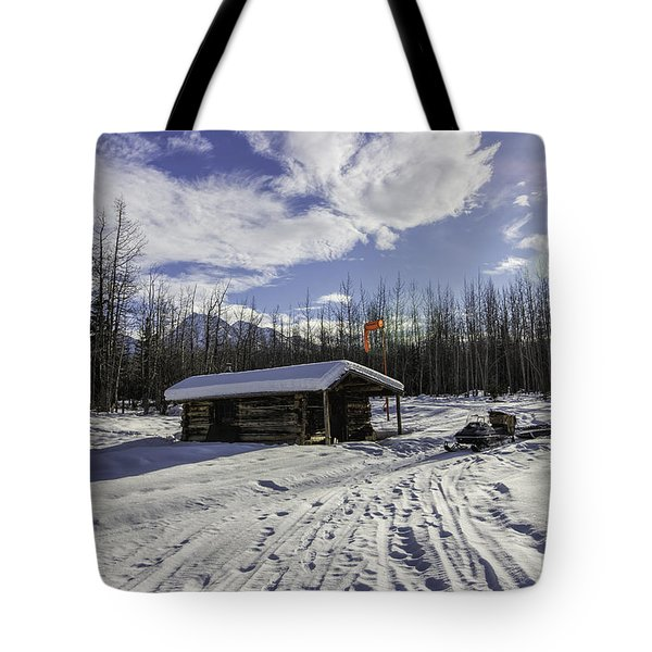 May Creek Mail Shack Tote Bag