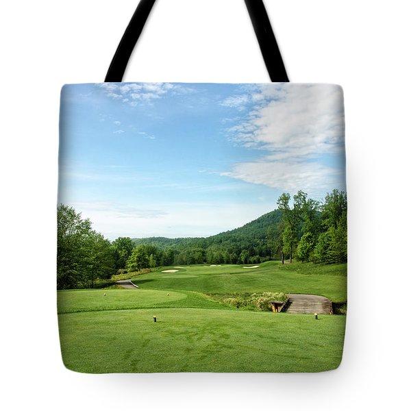 May Day Morning Tote Bag