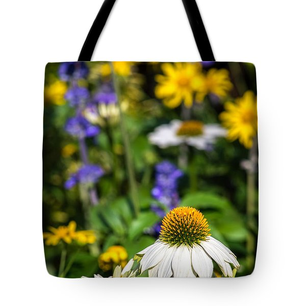 Tote Bag featuring the photograph May Flowers by Steven Sparks