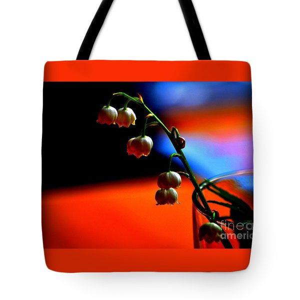 Tote Bag featuring the photograph May Flowers by Susanne Van Hulst