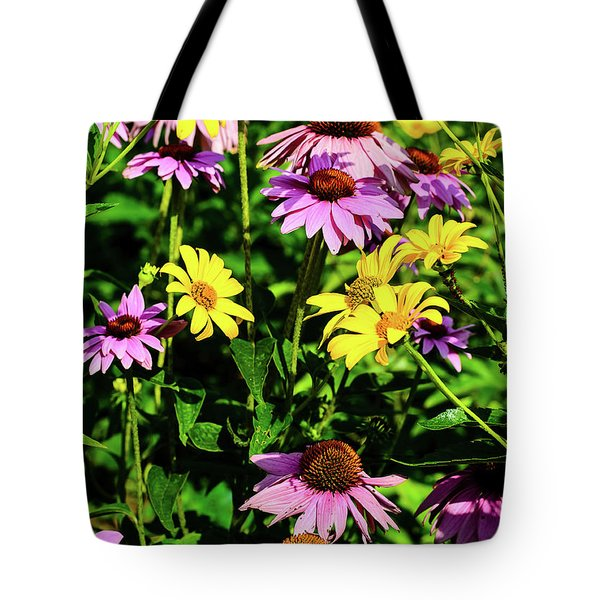 May Flowers Tote Bag